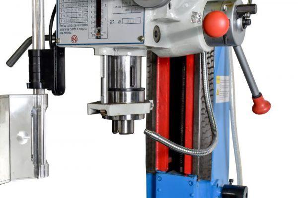 Fresadora Perforadora ZX7045 FR01 AUTOMÁTICA