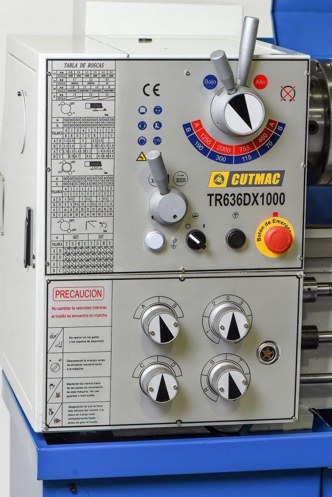 TORNO TR636D X 1000