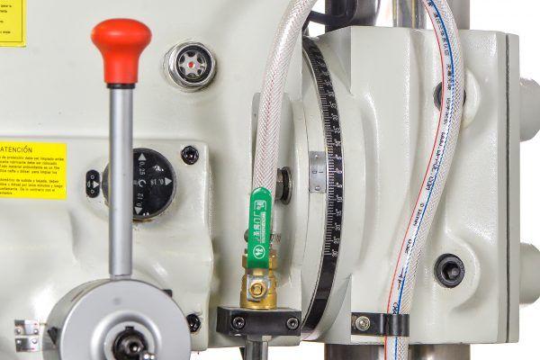 Perforadora – Fresadora ZX40