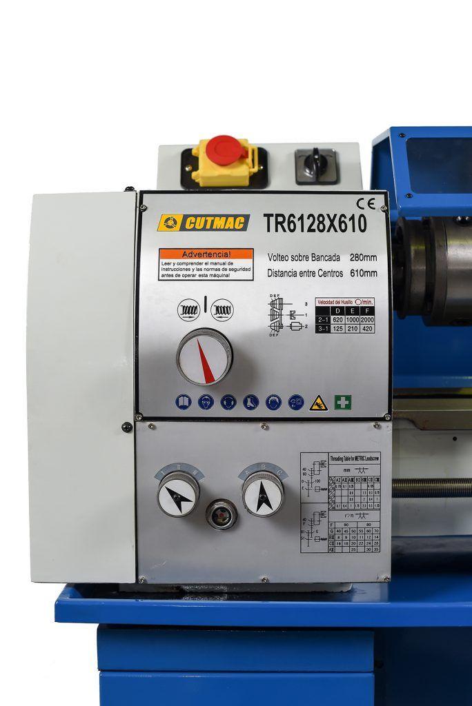 TORNO TR6128 X 610mm