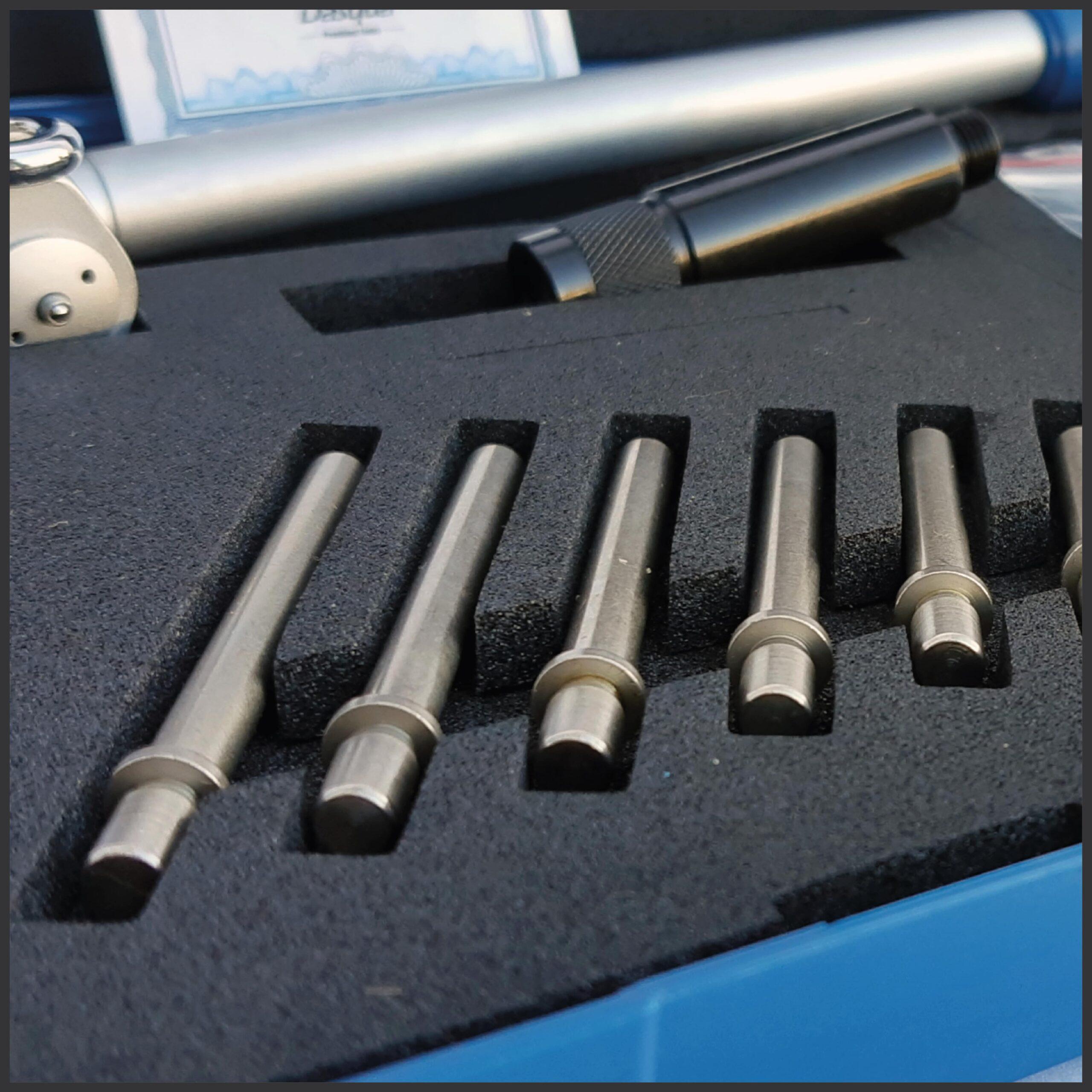Alesómetro 50-160 mm